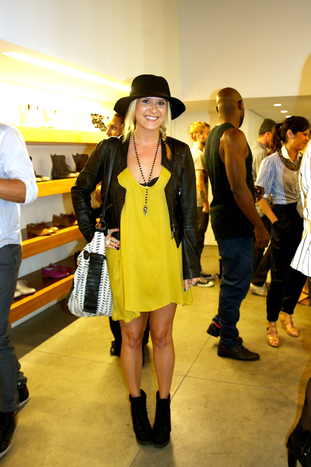 Wore Out, Refinery 29, LA Street Style, style inspirations, how to style a yellow dress,