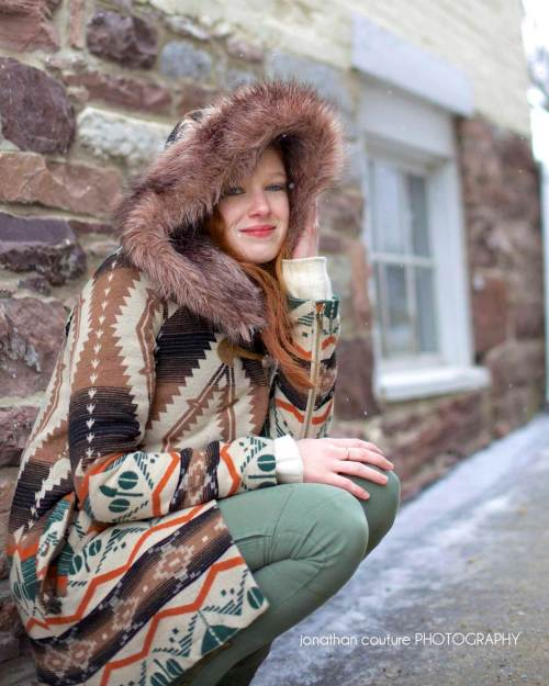 Wore Out, BB Dakota Bostwick Jacket, Southwestern Inspired Prints, Jonathan Couture Photography, Vermont Fashion, Vermont Fashion Photography, Vermont Life and Style Blog, Cole Hann Booties, Skinny Cargo Pants,